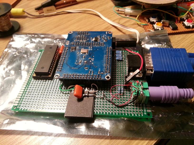 6809 CamelForth on FPGA - CamelForth